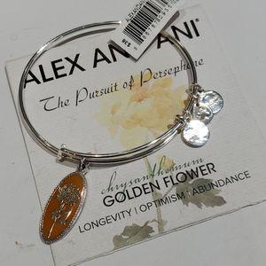 Alex and Ani November Birth Flower Chrysanthemum